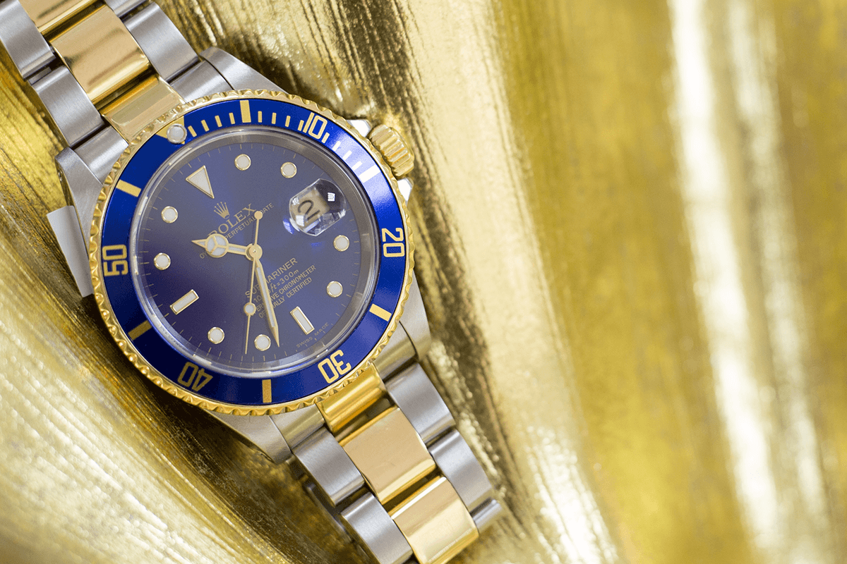 Use Bitcoins to Pay for Your Rolex Watch