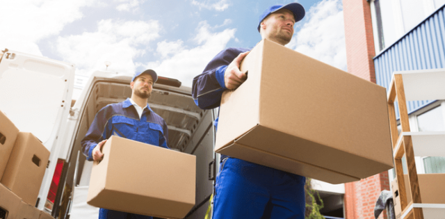 Use movers service for moving things