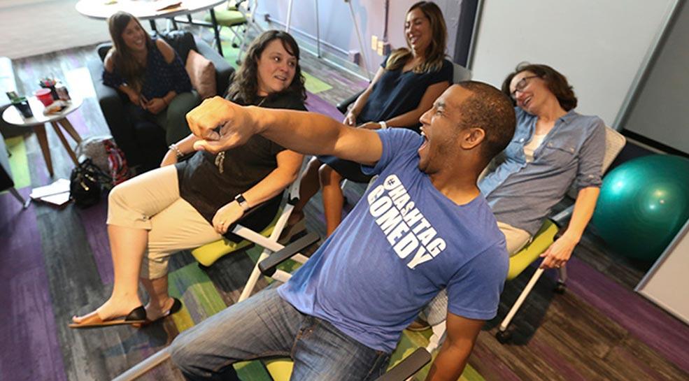 What Makes team bonding workshops Important?