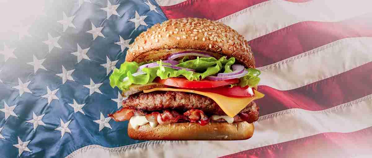 How to get American food in Hong Kong