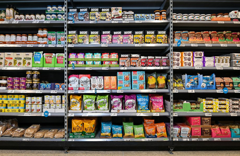 General information about the vegan stores