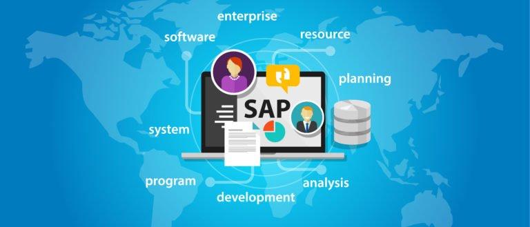 Utilize SAP solution for your business process