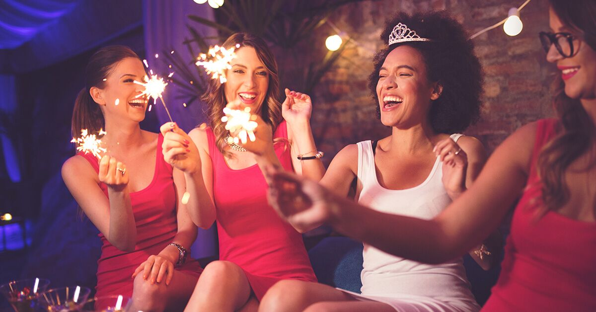 A Guide to Bachelorette Parties Evening!