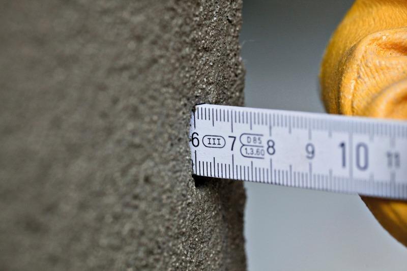 Advantages of putting fiber in the repair mortar